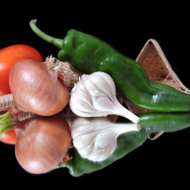 coloured delight by SANGEETA MENA  - Food & Drink Ingredients