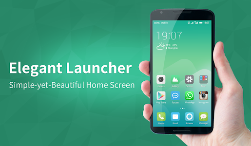 GEAK Launcher-Easy Fast Power v4.0.15349