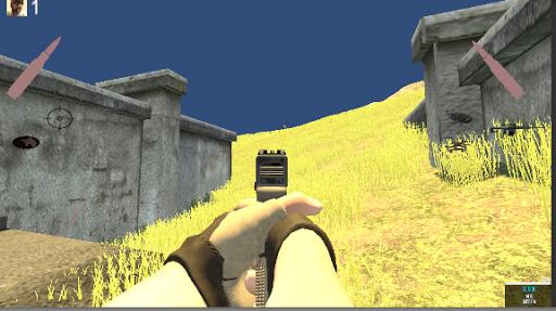 Elite Strike Zombie Hunter android2mod screenshots 1