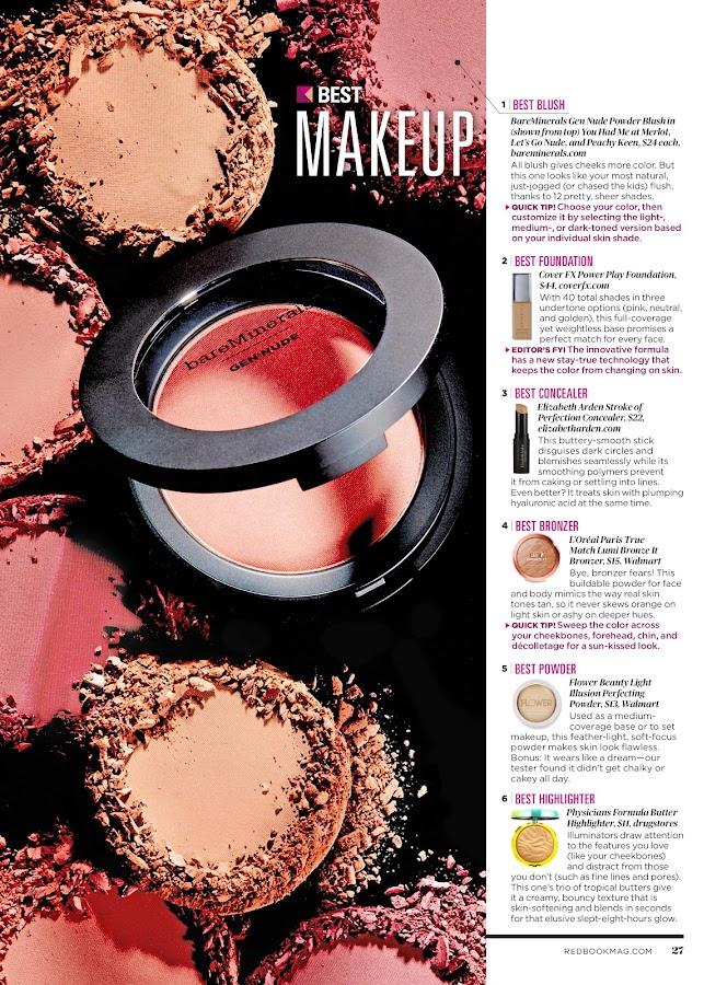 REDBOOK Magazine- screenshot