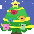 Shapes Christmas Songs for Kids w/ Lyrics Offline icon
