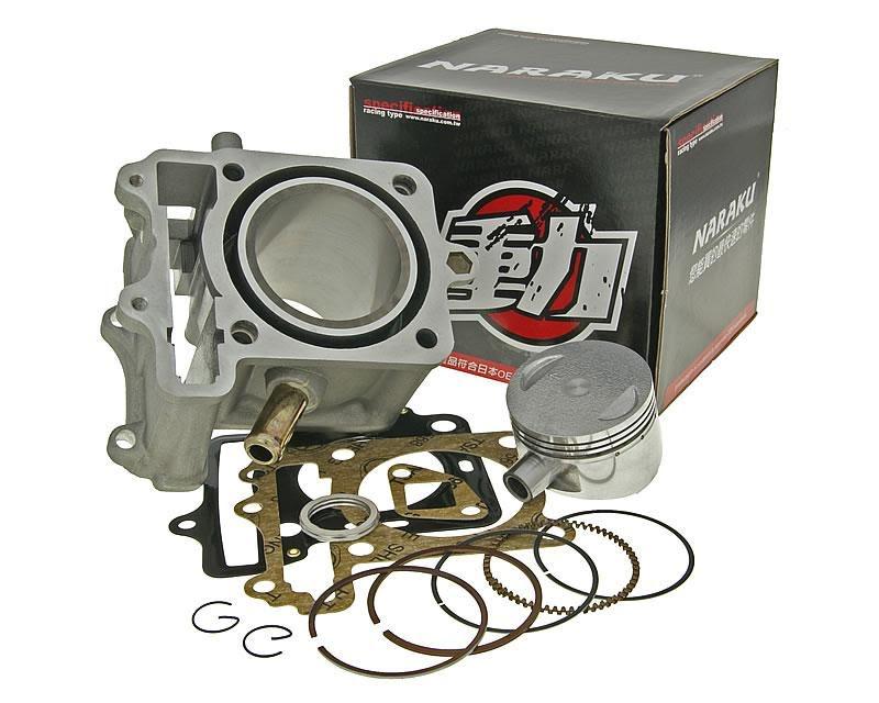 Cylinderkit NARAKU 150cc - Kymco Grand Dink 125 LC