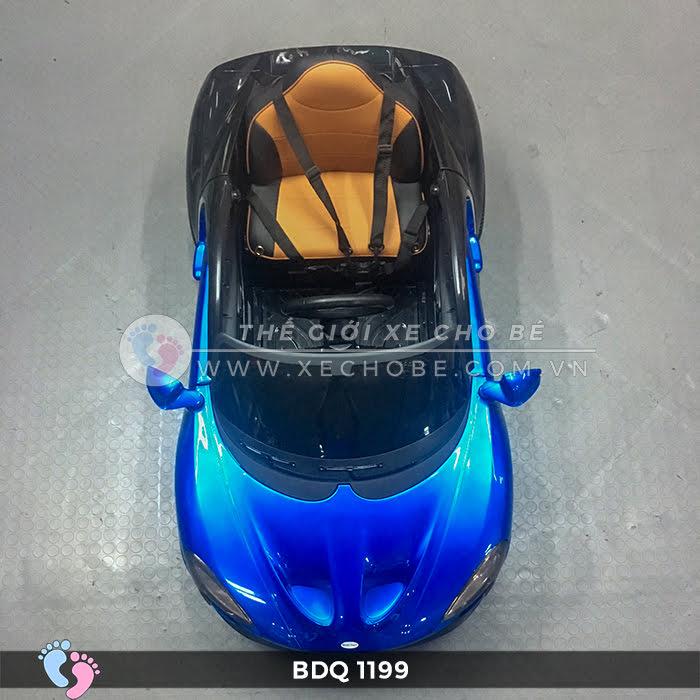 Xe hơi điện đồ chơi trẻ em BDQ-1199 5