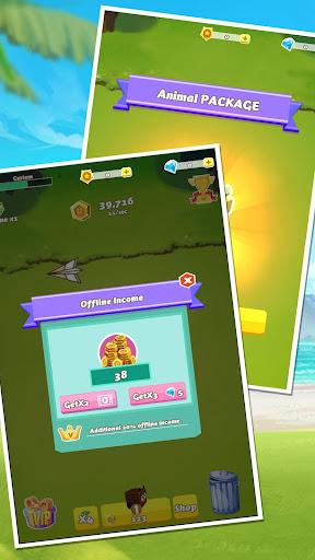 Cubes Rush-Wonder Park screenshot 2