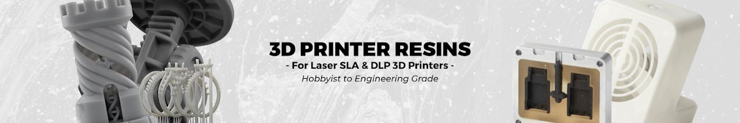 3D Printer Resins