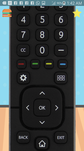 Remote Control For Hisense TV screenshots 2