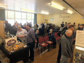 Photo: 002 The smaller of the two in the parish halls contained traders, societies and much needed relief seating! .