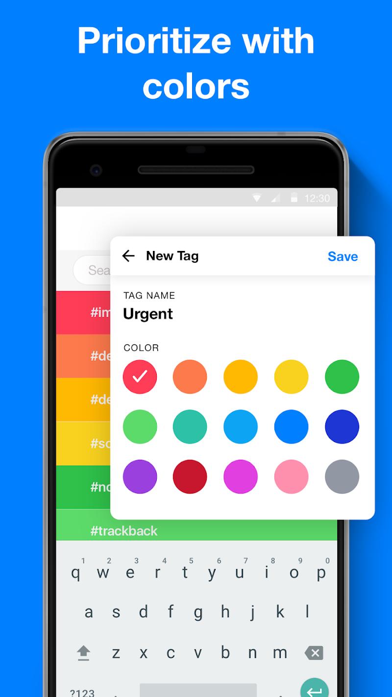 Any.do: To do list, Calendar, Reminders & Planner Screenshot 4