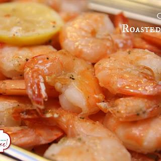 Roasted Italian Shrimp