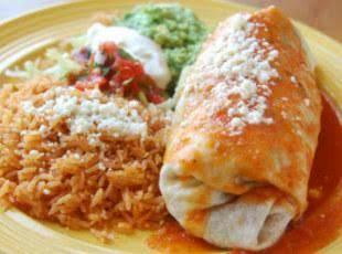 Mexican Burritos Recipe