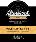 Aftershock Peanut Alert