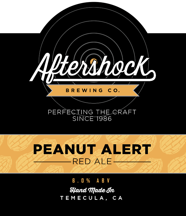 Logo of Aftershock Peanut Alert