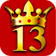 Lucky 13: 13 Card Poker Puzzle (game)