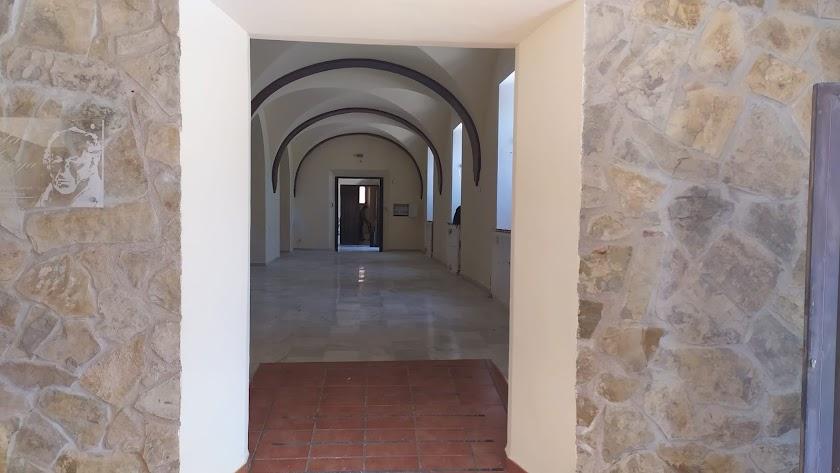 La sala de La Tercia de Cuevas del Almanzora.