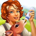Jane's Farm: farming game - grow fruit & plants icon