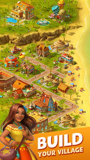 Paradise Island 2: Hotel Game screenshot 3