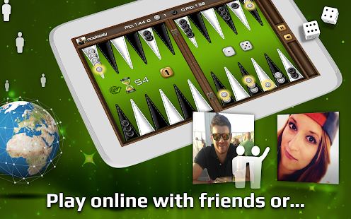 Backgammon Gold PREMIUM- screenshot thumbnail