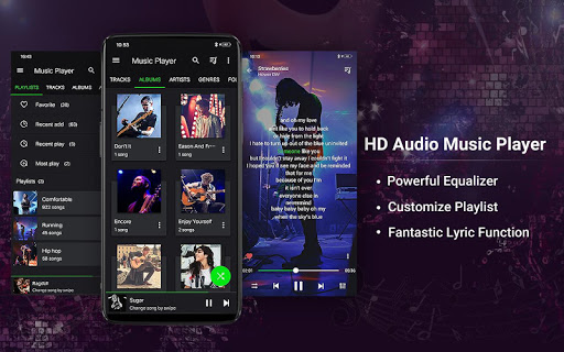 Music Player - Bass Booster - Free Download screenshot