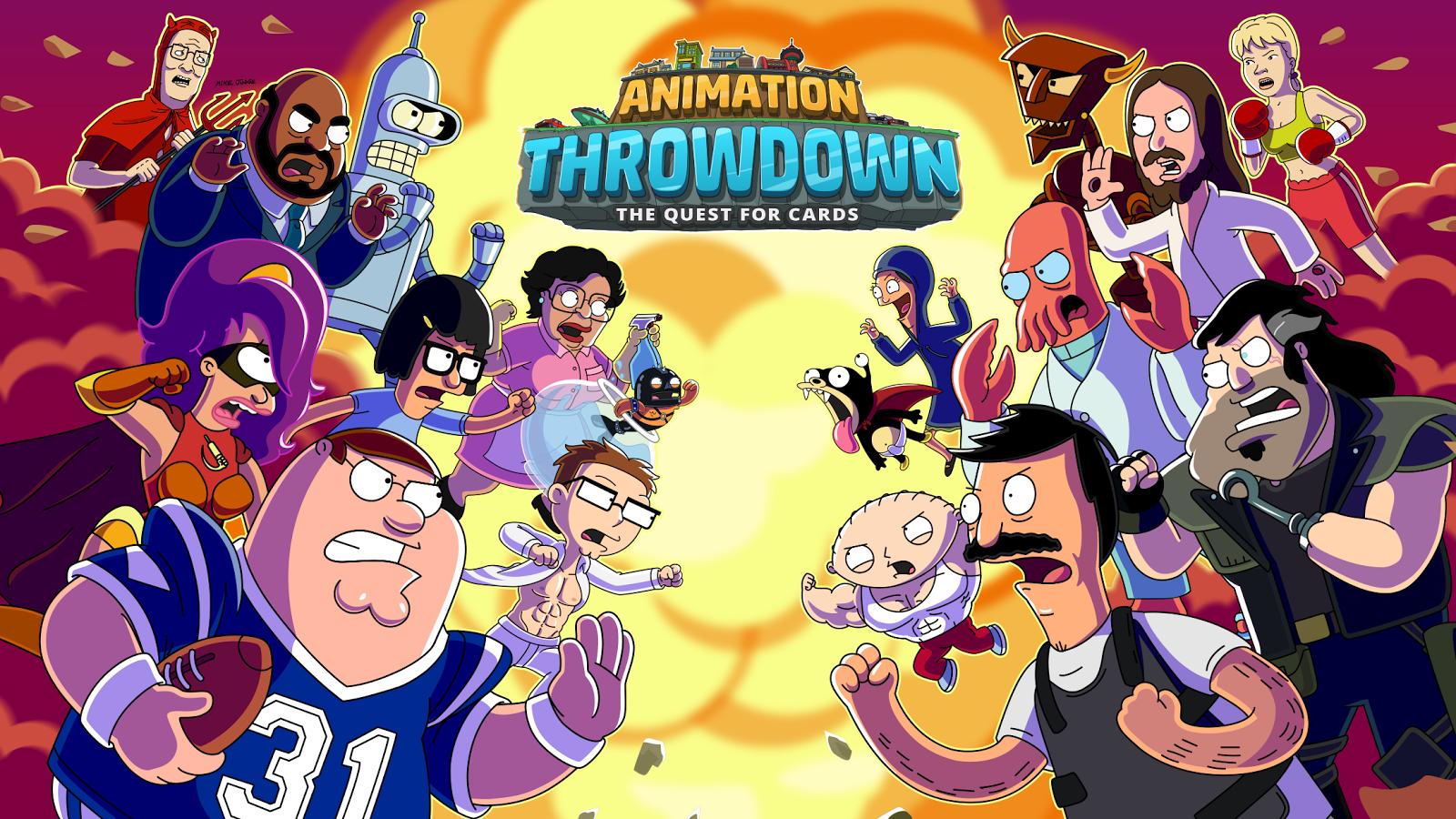 Animation Throwdown: TQFC- screenshot
