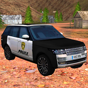 4X4 Offroad Police Simulator for iPhone logo
