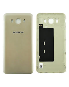 Galaxy J7 2016 Back Cover Gold
