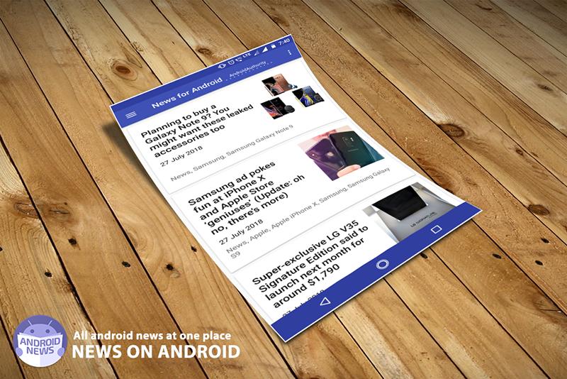 News android - news for android - news on android Screenshot 8