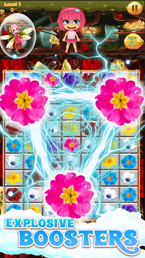 Flowers Blast - flower games 1.14 screenshots 3