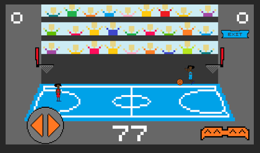 Pixel BasketBall
