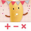 Banana Math for kids