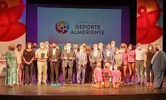 IV Premios del Deporte de LA VOZ y SER Almería, en imágenes