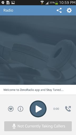 Advent Radio online  screenshots 1