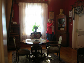 Photo: Po kolei obejrzeliśmy wszystkie pokoje.