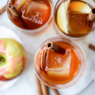 Honeycrisp Old Fashioned