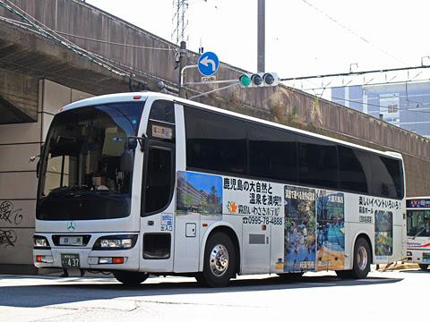 鹿児島交通「桜島号」 437