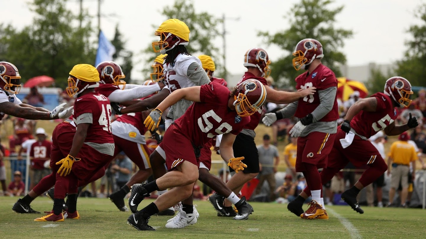 Watch Inside the Redskins live