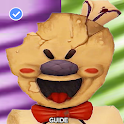 Guide Scary Ice Scream Game Free icon
