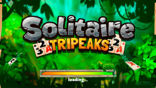 Solitaire Tripeaks - Lost Worlds Adventure 3.5 screenshots 6