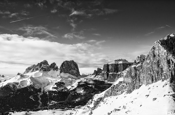Patrimonio dell'umanità ...le Dolomiti di maurinom78