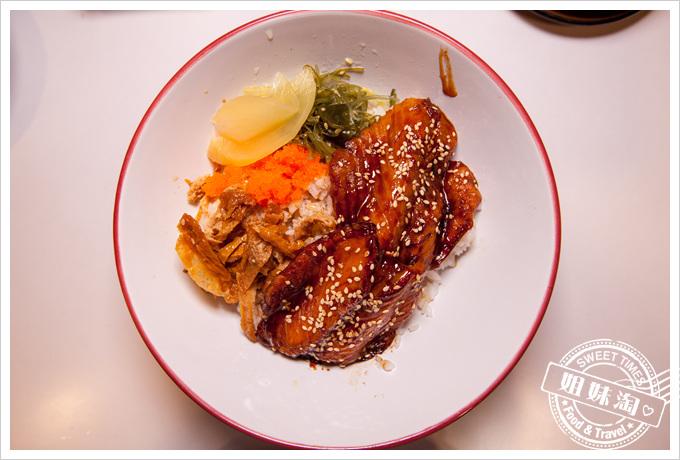 和田壽司蒲燒鯛魚定食