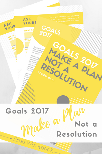 YES! SEND ME THE PRINTABLE PLAN NOT RESOLUTION WORKBOOK