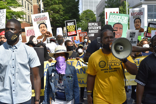 The tireless protesting that followed the murder of George Floyd should give us hope | Shawn Anglim & Kahlida Lloyd