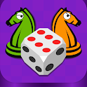 Parcheesi - Horse Race Chess icon
