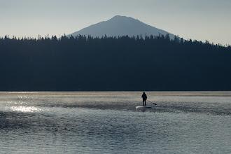 Photo: Taken at Elk Lake, Oregon