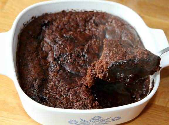 Hot Fudge Pudding Cake Recipe