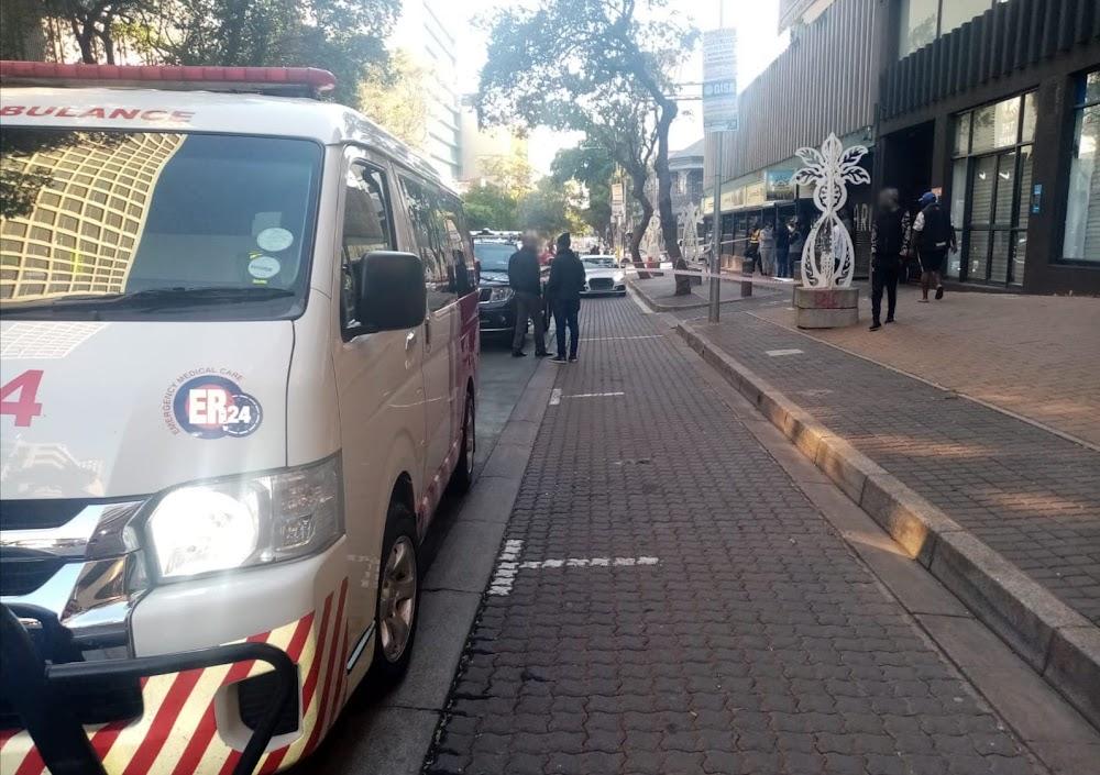 Man shot five times in Joburg hit - SowetanLIVE