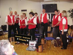 Photo: Die GF beim Eröffnungs-Song