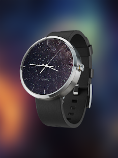 Parallax Watch Face - náhled