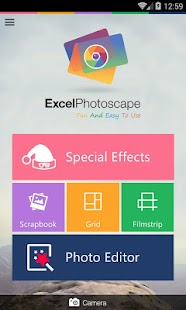 Photoscape by Excel- screenshot thumbnail