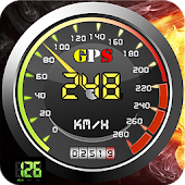 Speedometer Speed Tracker- HUD GPS Speed View