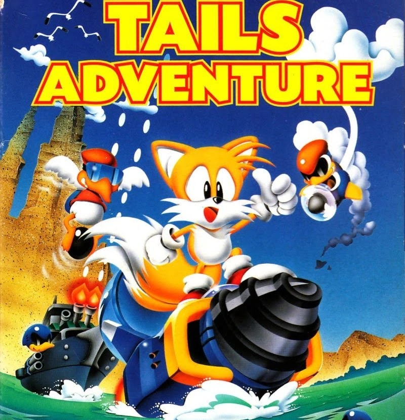 Nowy BlueBlur Center nadchodzi: Tails Adventure
